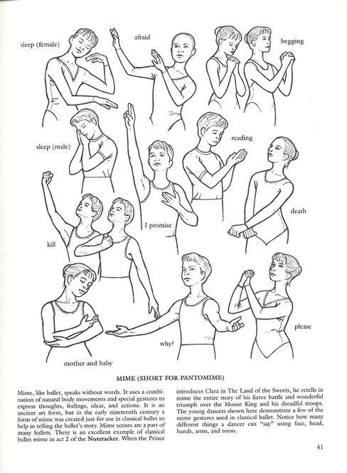Coloriage Studio Danse.Picture Coloriage Et Dessin Ballet Posiciones Clases De Ballet