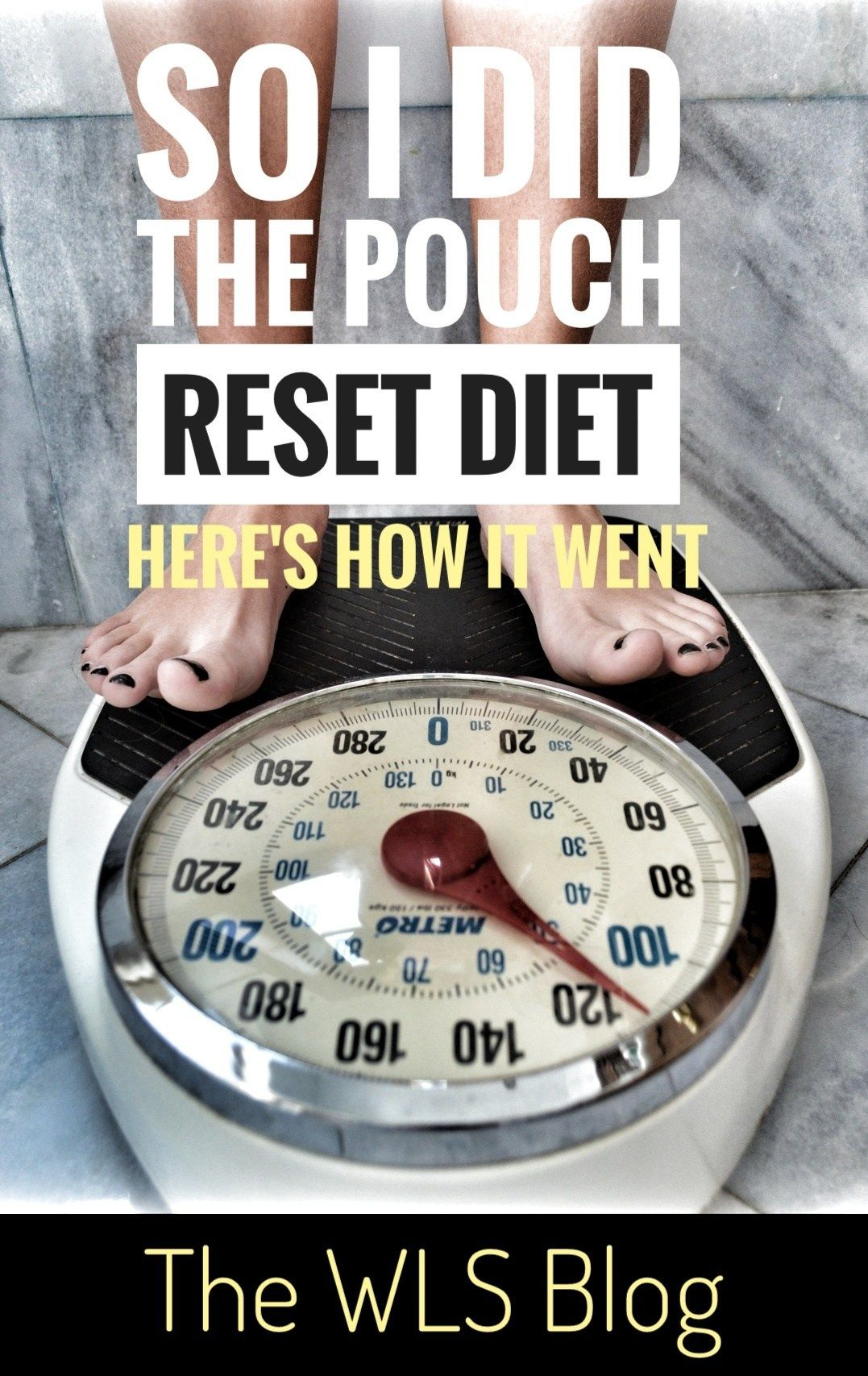 Best way to restart weight loss after gastric bypass