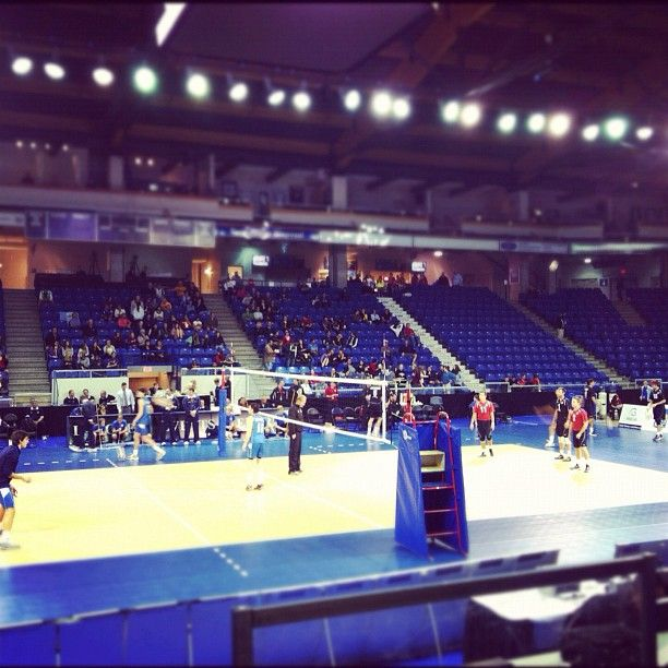 Pan-Am Games in Langley, BC. #argentina #canada #vball #volleyball #sport #langley #panamgames - @jessihall12- #webstagram