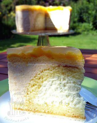 Mango-Limetten-Torte - Sonnenaufgang   Kuchen   Pinterest ...