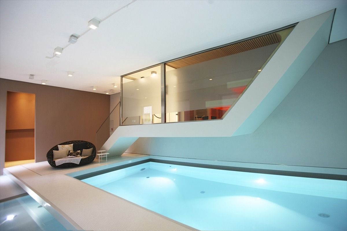 24 Hotels With Spectacular Indoor Pools With Images Indoor