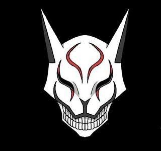 Inspiration for my partial vizard mask fun projects bleach anime bleach anbu mask - Ichigo vizard mask ...