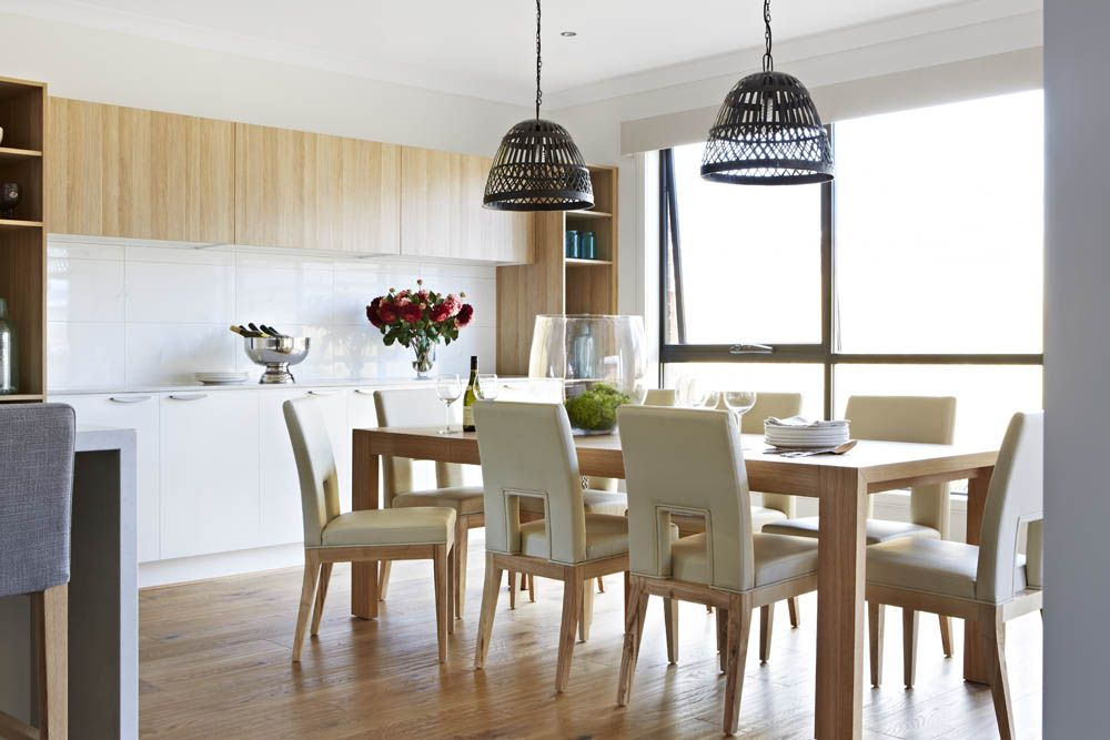 arkee projects for orbit homes.  Designs for Living Furniture and Styling. Aspire Home.  Dining room and oak furniture