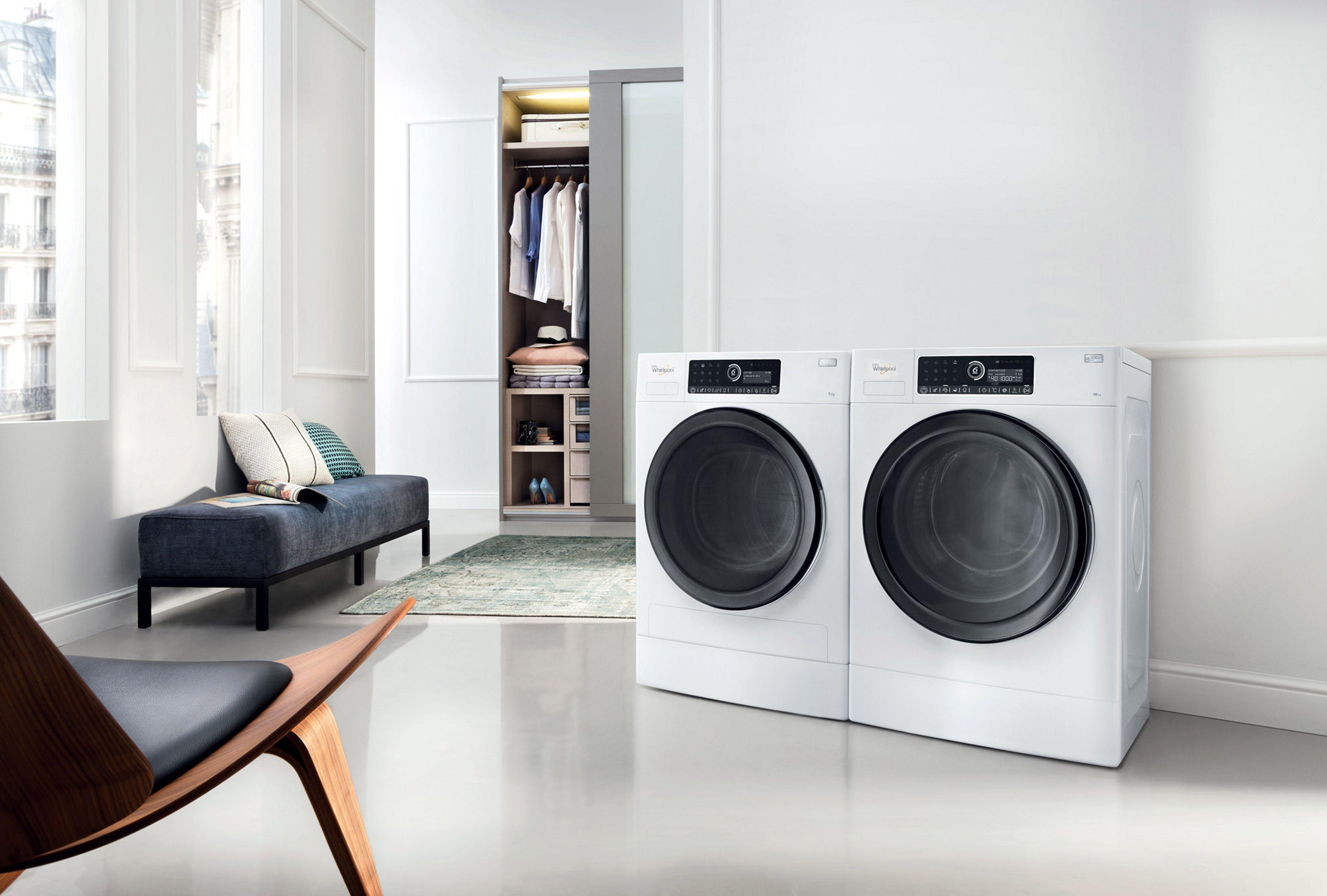 Whirlpool Launches Award Winning Supreme Care Laundry Range #Kitchen ...