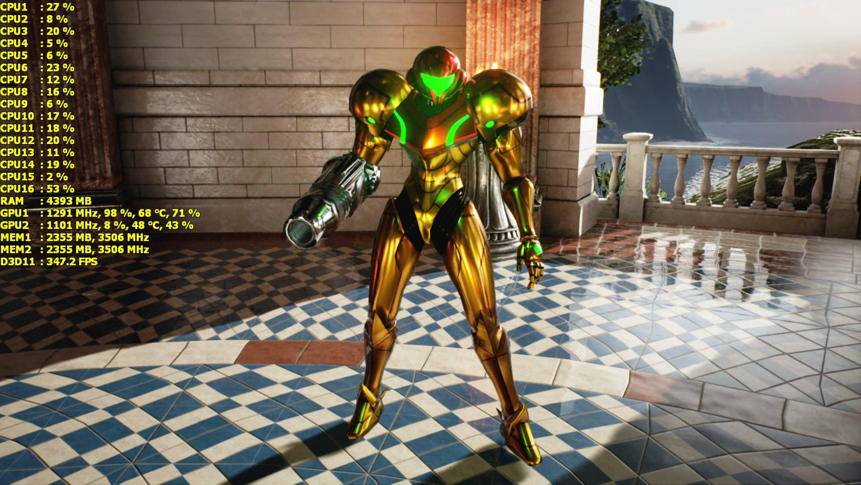 Unreal Engine 4 Sun Temple Directx 12 Demo + Download Site