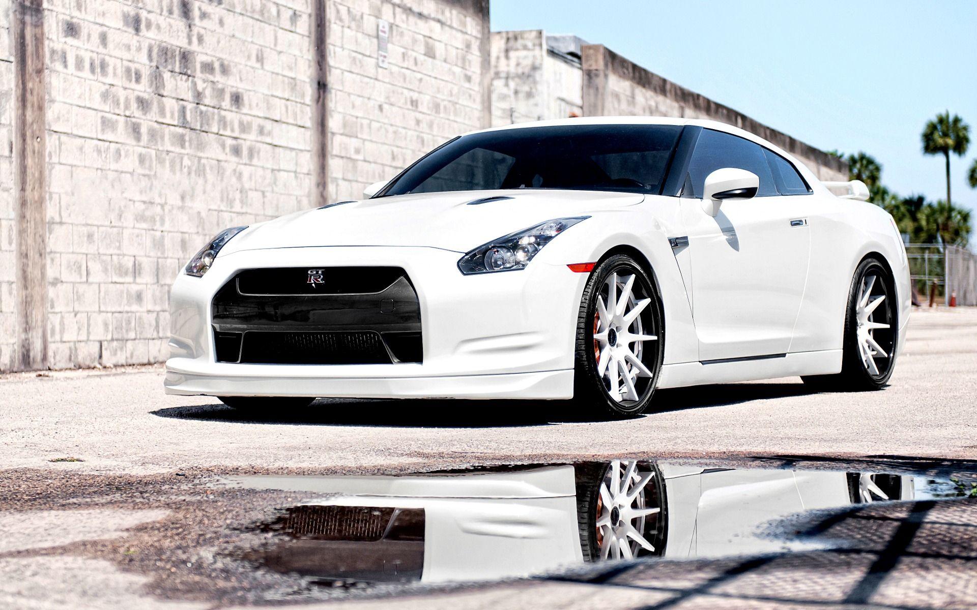 Nissan Skyline R35 GTR HD Wallpapers 1080p Cars | Nissan Skyline ...