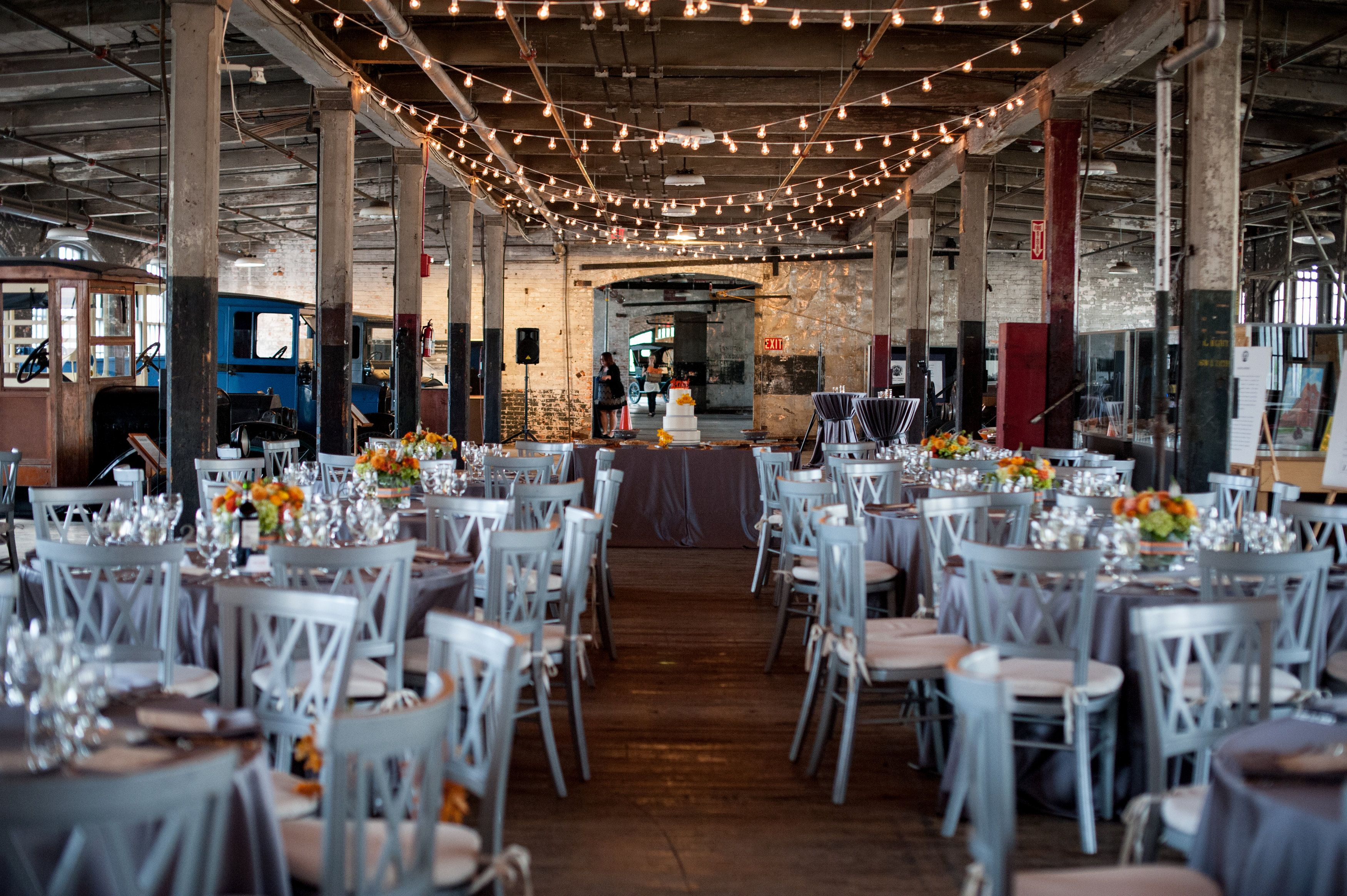 A Fall Wedding At Ford Piquette Avenue Plant In Detroit Michigan