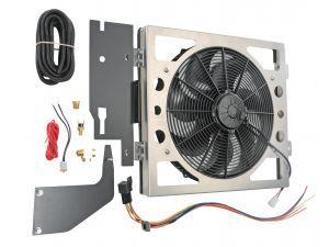 Derale Performance Waterproof Electric Cooling Fan Electric Cooling Fan Recovery Tank Cooling Fan