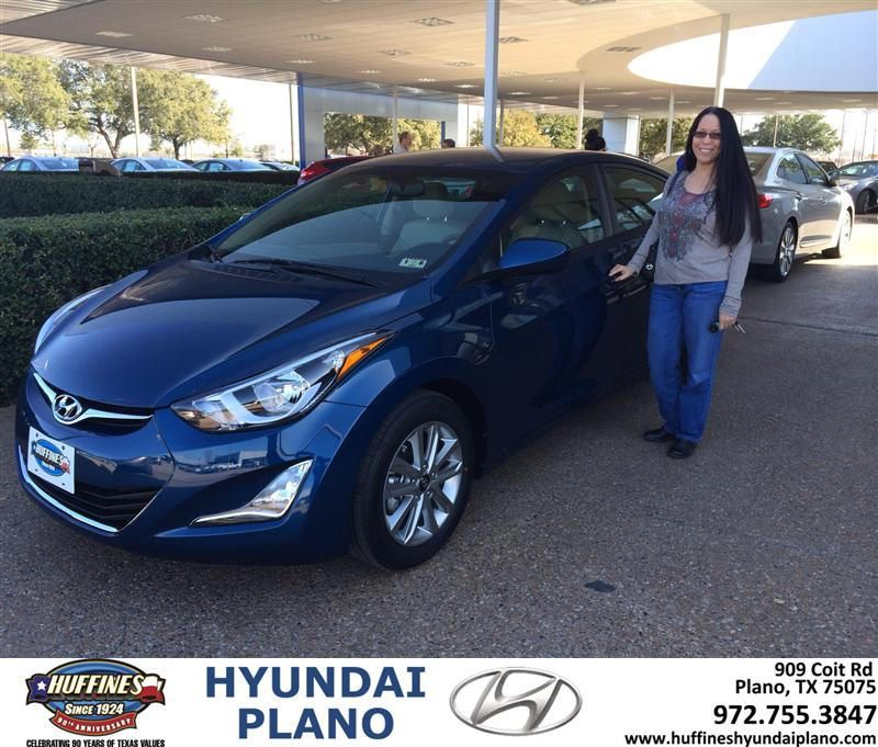 HappyAnniversary to Sylvia Cruz on your 2014 Hyundai