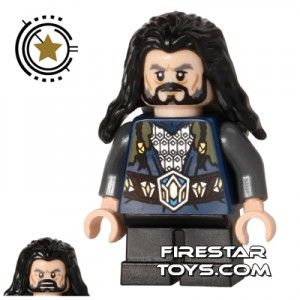 Lego Dwarf Minifigure Crossbowman CUSTOM for Hobbit Lord of Rings NEW cus122