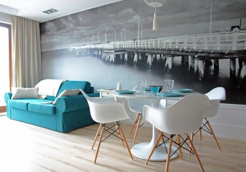 turquoise and grey decor Home decor Pinterest Grey room, Wall