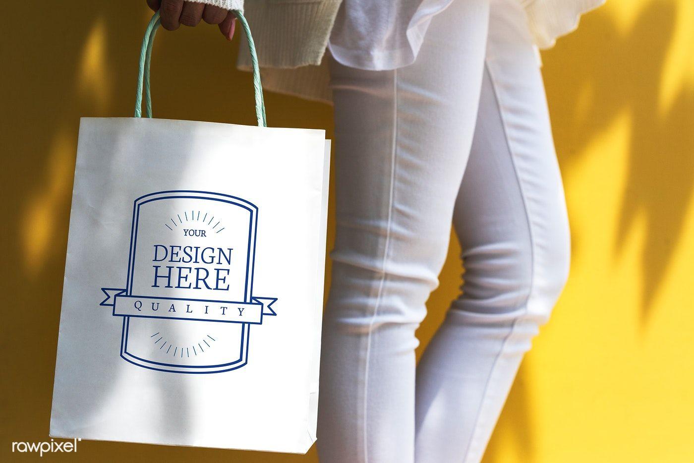 Download Download Premium Psd Of Mockup Design Space On A Shopping Bag 296038 Mockup Design Bags Bag Mockup