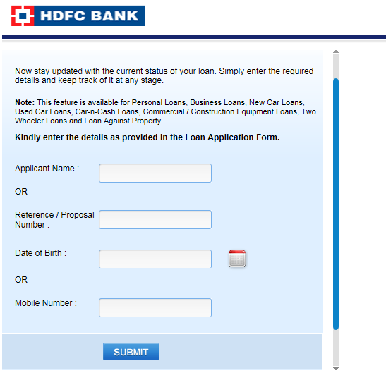 Pin On How To Check Hdfc Bank Loan Status