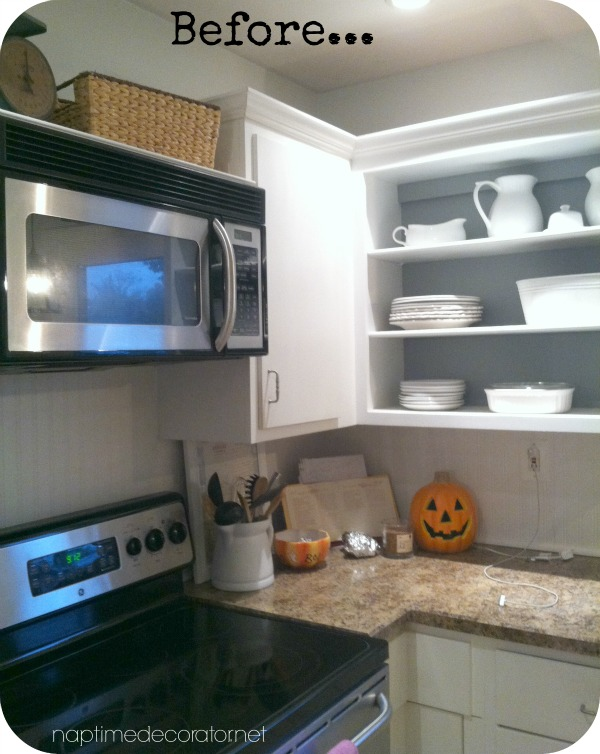 From Drab to Fab: Adding trim to Cabinets | Diy kitchen ...