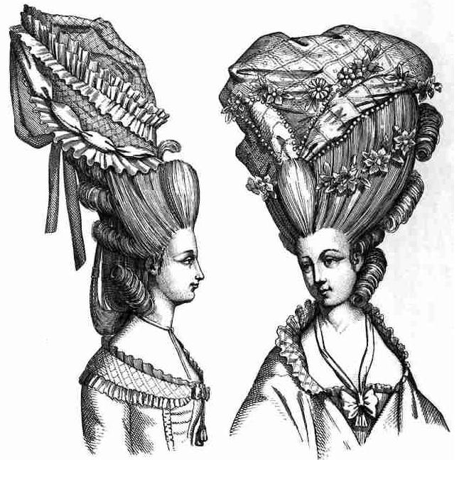 French Court Ladies Fashions 1700s Google Search Coiffures Historiques Mode Du Xviiie Siecle Mode Du 18eme Siecle