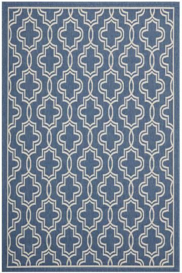 Martha Stewart Living™ Temple Gate All Weather Area Rug   Outdoor Rugs    Outdoor