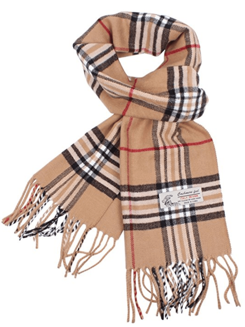 602c9a7861de 10 Places To Get A Burberry Scarf Look Alike (For Every Budget ...