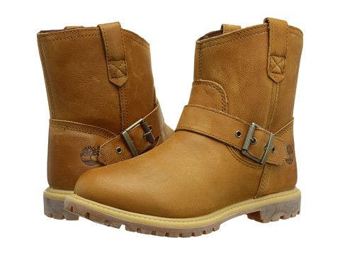 timberland 6 premium pull on waterproof boot wheat rugged at 6pm.com