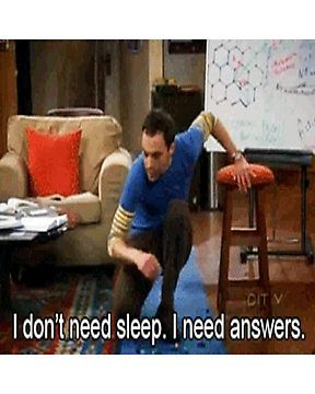 I Need Answers Meme : answers, Don't, Sleep, Answers, Funny, Memes,, Pictures,, Relatable