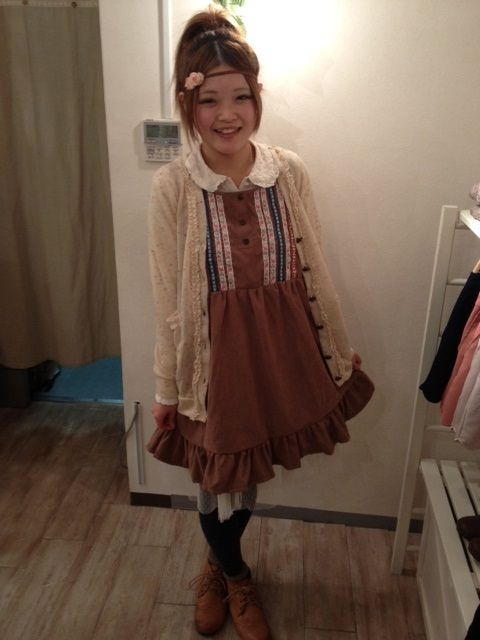 #mori, #morikei, #forestgirl  http://ameblo.jp/wr-staff/image-11430352372-12337106174.html  http://monmonmori.tumblr.com/