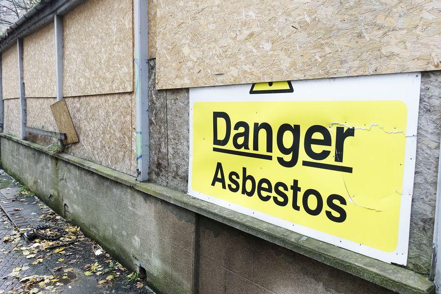 DIY renovators warned about digging up hidden asbestos