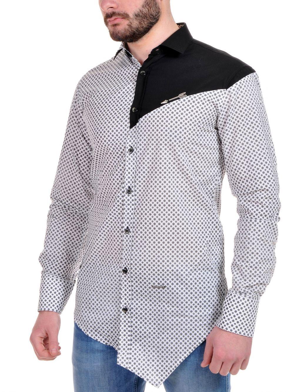 STEFAN Ανδρικό πουκάμισο ac0885168f0