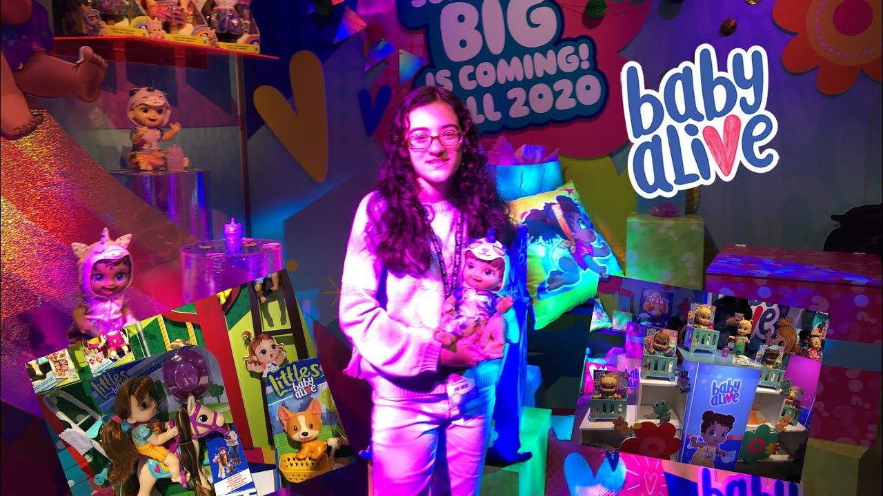 Toy Fair 2020 New Baby Alive Dolls Mlp Play Doh And More Youtube In 2020 Baby Alive New Baby Products Baby Alive Dolls