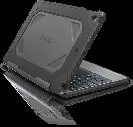 Rugged Folio Zagg Ipad Keyboard Case Ipad Keyboard Case