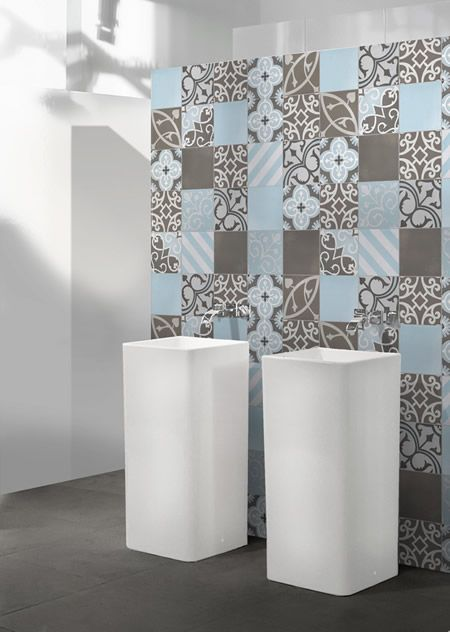 C716-26 bathroom splashback tile