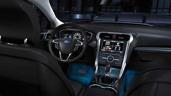 2016 Ford Fusion Sedan Interior Ford Fusion Sedan Car Shop