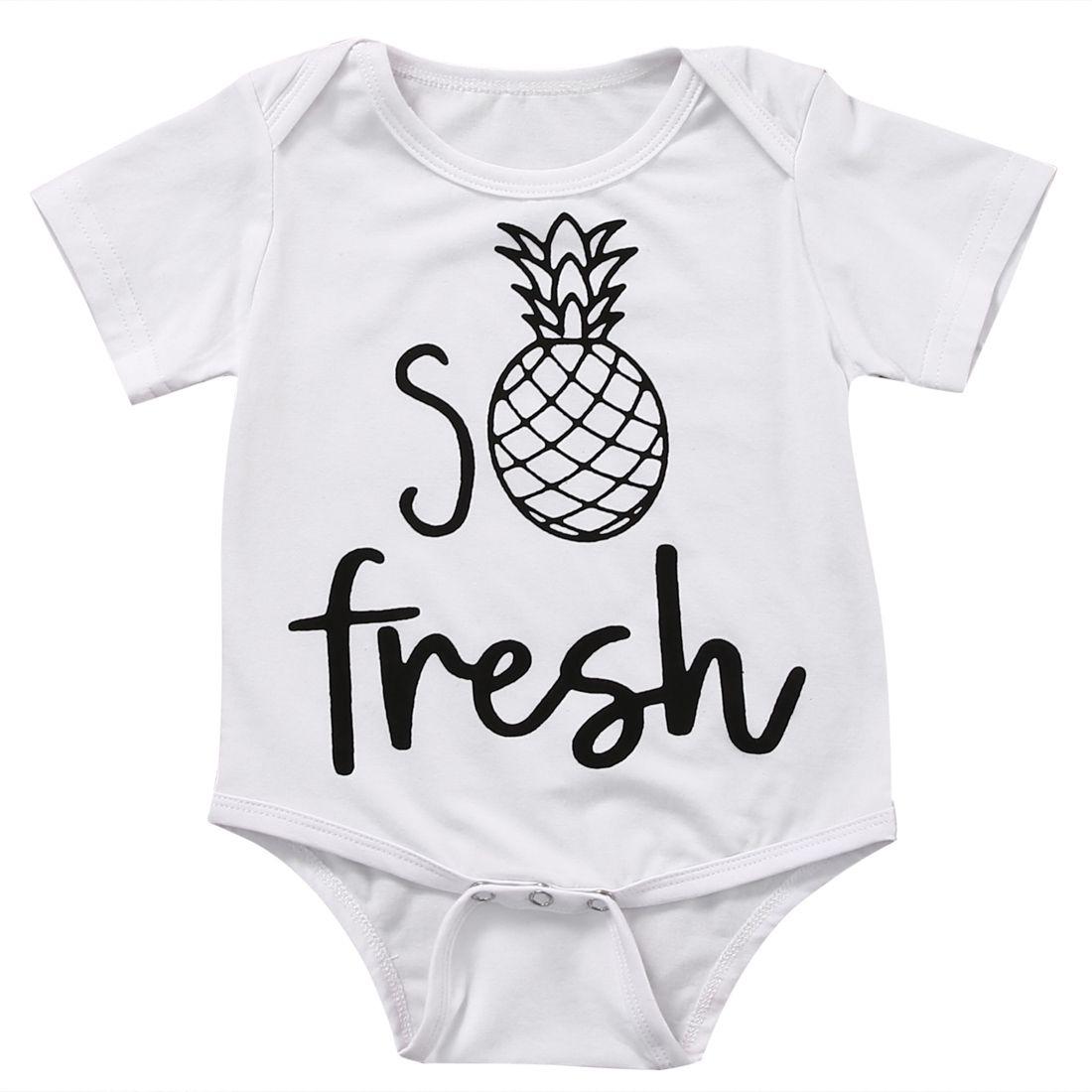Bayi Baru Lahir Bayi Laki Laki Perempuan Anak Anak Katun Nanas