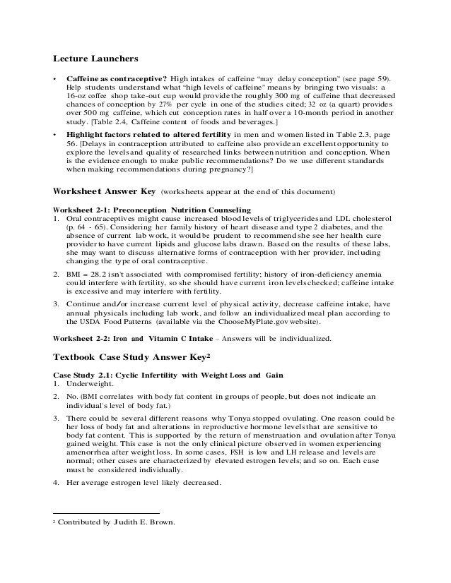 Nutrient Cycles Worksheet Answers solutions Manual for ...