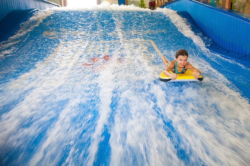 Get Ready To Ride The Fastest Waves In The Water Park Try Out The Wolf Rider Wipeout A