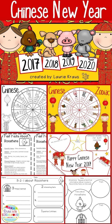 Chinese New Year Activities 2020 Chinese new year