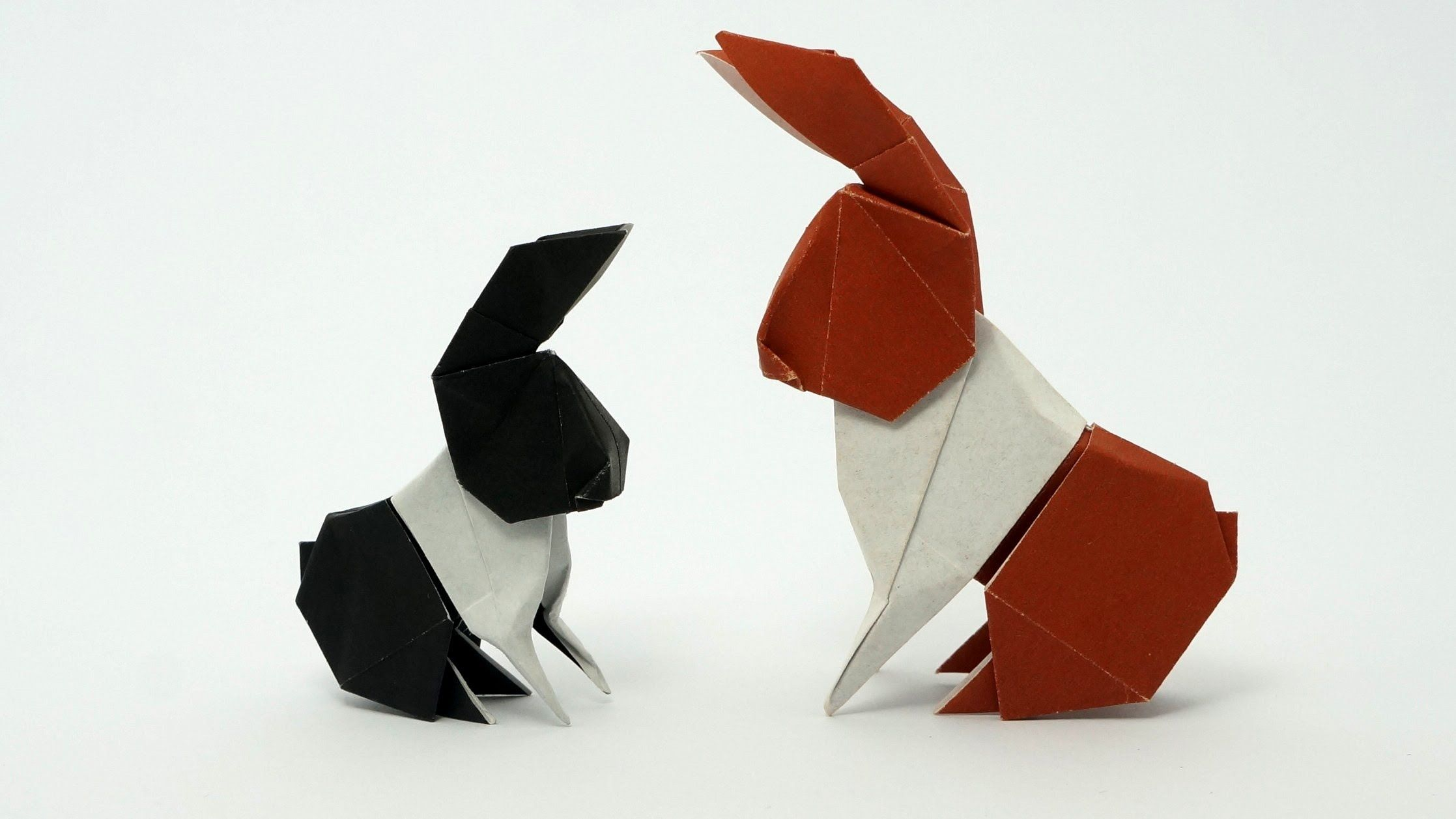 How to make an origami dollar bill hare designed by barth dunkan how to make an origami dollar bill hare designed by barth dunkan also looks like jeuxipadfo Images