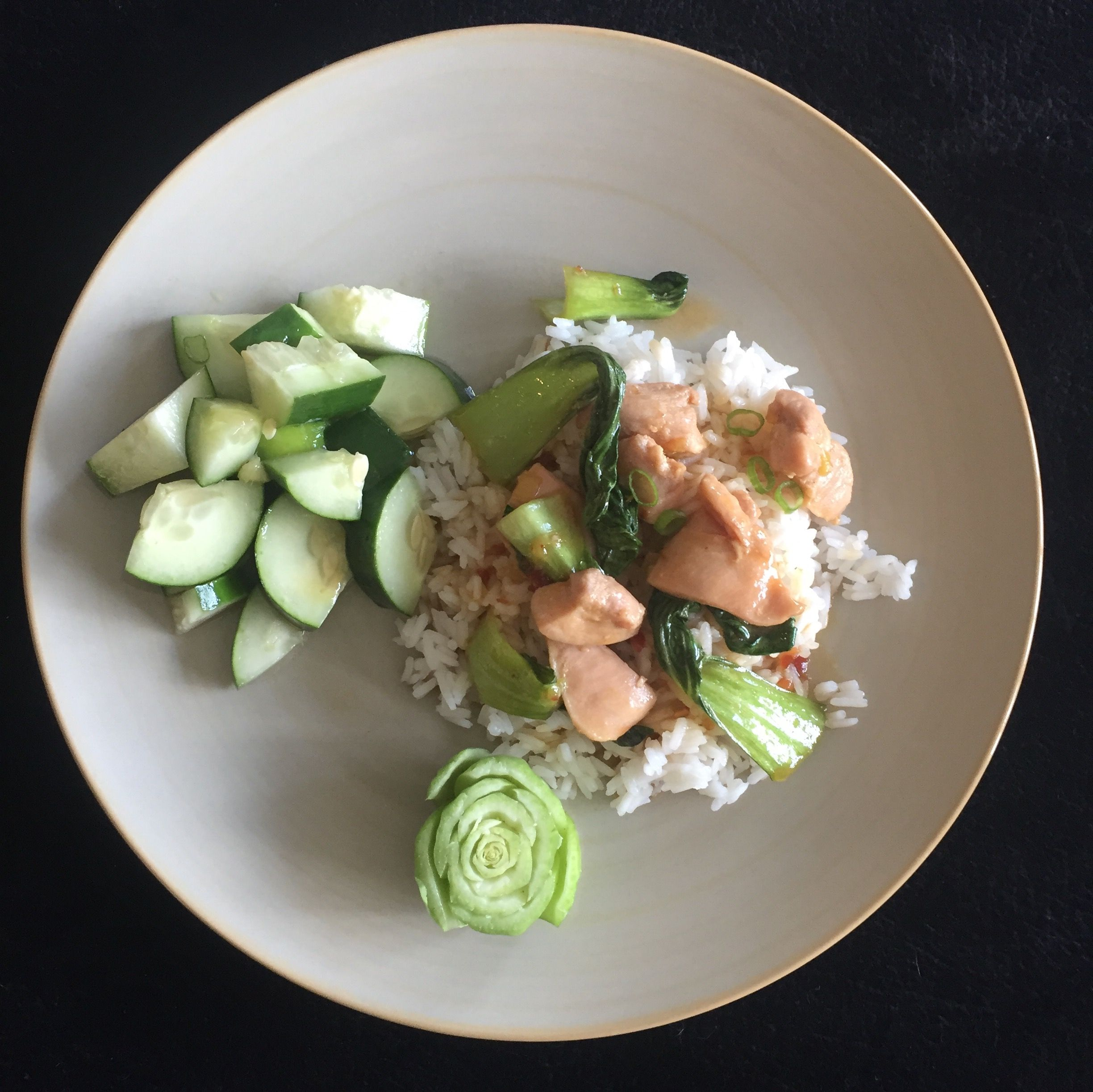 Blue apron taiwanese chicken
