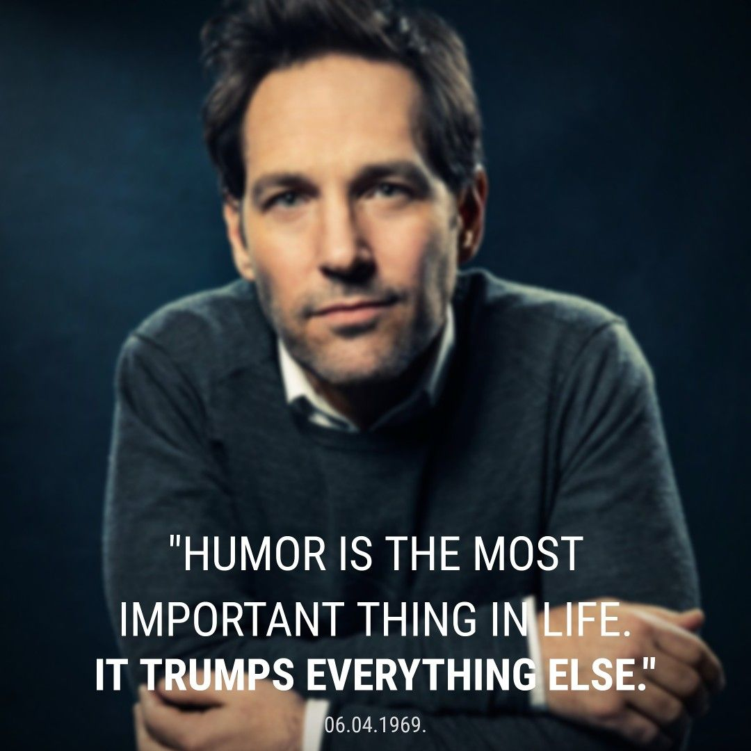 06.04. Paul Stephen Rudd - An American actor, comedian, screenwriter, and producer. Rudd's most famous films include Clueless and Romeo+Juliet. He also playedAnt-Manin theMarvel Cinematic Universe. He has appeared in numerous TV shows, including the NBC sitcom FriendsasMike Hannigan.  Happy Birthday legend!  #daily #quote #onthisday #onthisdayinhistory #history #facts #important #followforfollow #instadaily #legend #star #friends #sitcom #paulrudd #antman #marvel #clueless #romeoandjuliet #