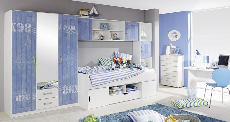 Rauch Babyzimmer ~ Jugendzimmer torben blau printdekor kinderzimmer pinterest