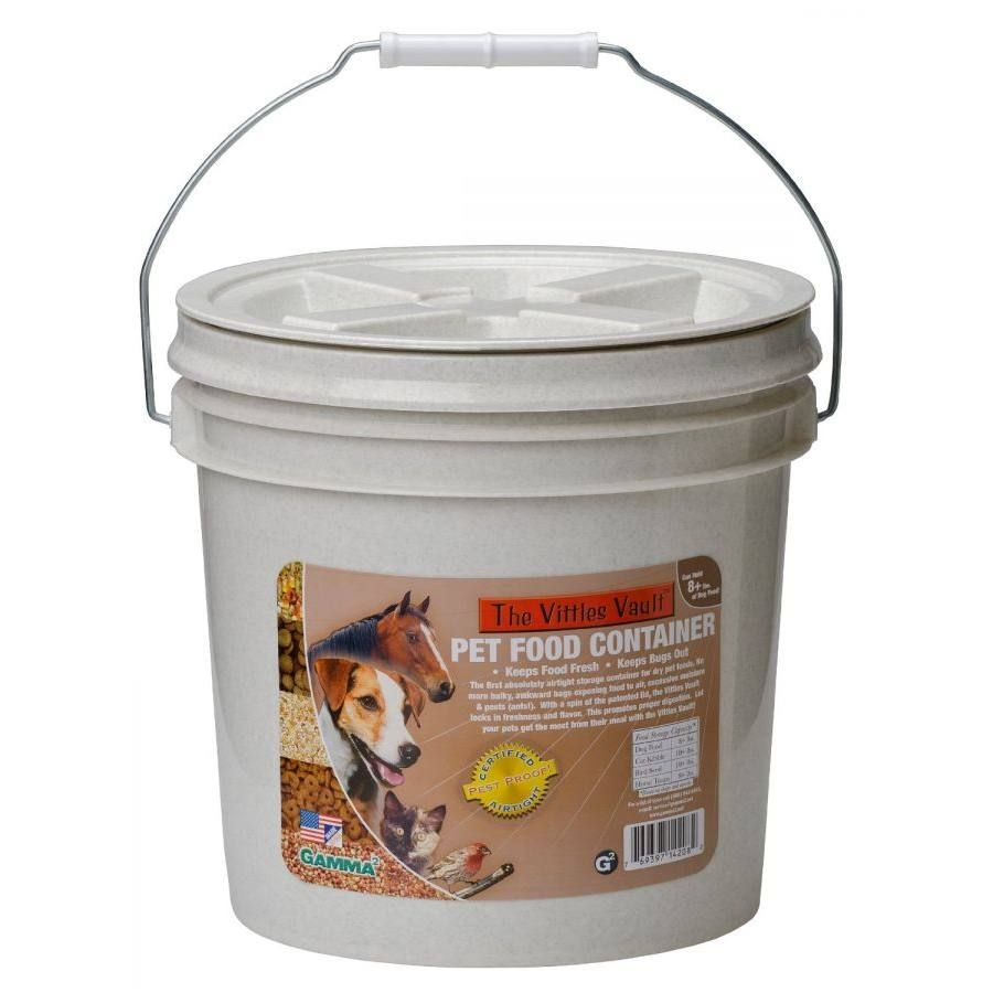 Vittles Vault Pet Food Container 8 To 10 Pound Latecōmers Ideas
