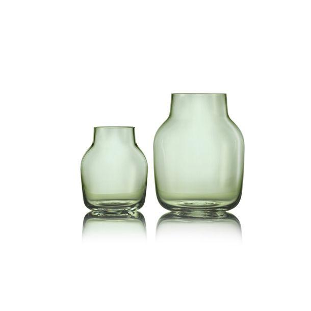 Muuto - Silent Vase - Grøn