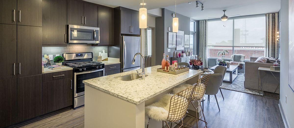 Post Midtown Atlanta Rentals - Atlanta, GA | Apartments.com | model ...