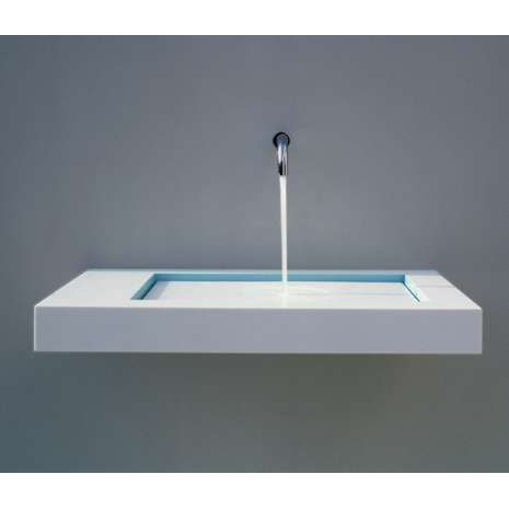 FREE FLOATING SINK | Axolute H7 U0027floatingu0027 Sink | ThisNext