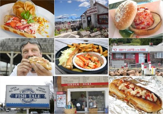 The Best Warm Lobster Rolls On Connecticut Coast Ct Bites Restaurants Recipes