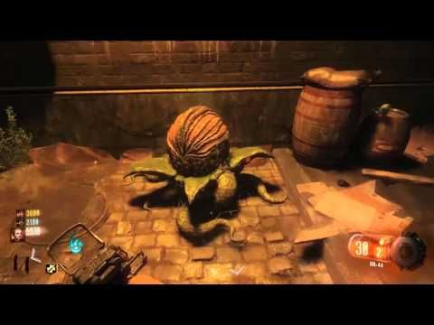 FAIL attempts for Ritual, easter egg hunt, Black Ops Zombies