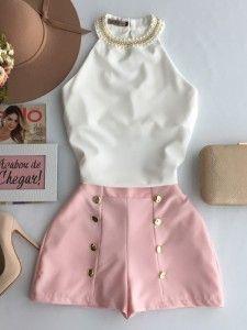 3f0ccaa49 Compre Blusa Feminina, Varios Modelos da Moda Feminina na loja Estação  Store com o menor preço e ande sempre na moda, Frete Grátis nas compras  acima de R$ ...