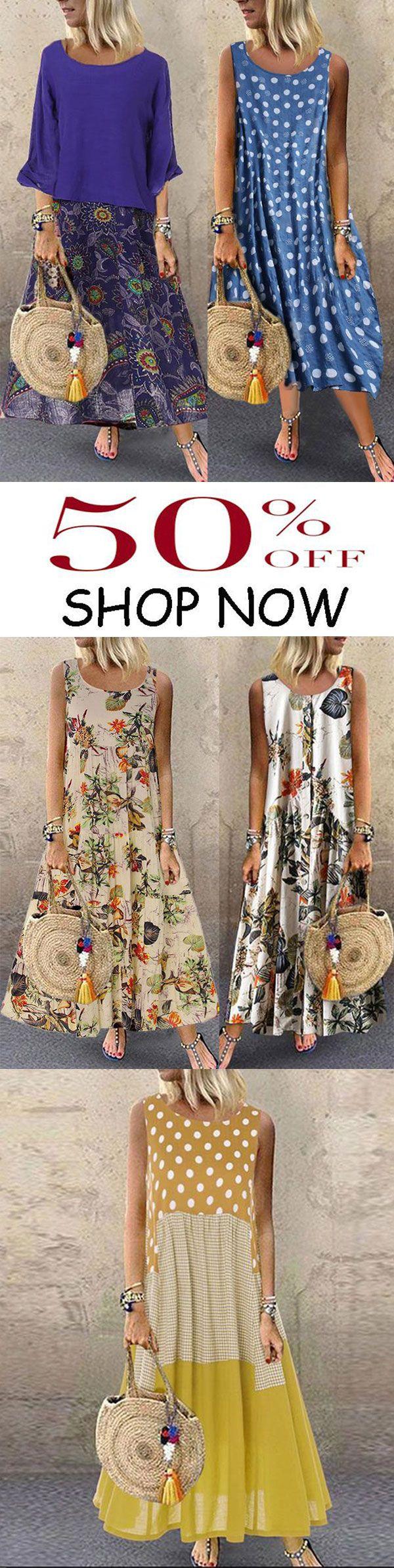 Photo of I salg nå !! 2019 populære bohemsk kjoler >>