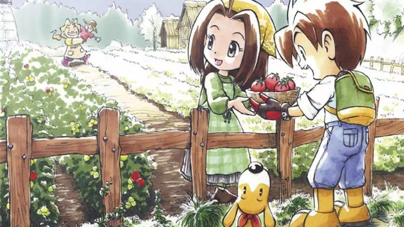 Give me an MMO farming game like Harvest Moon and I'll