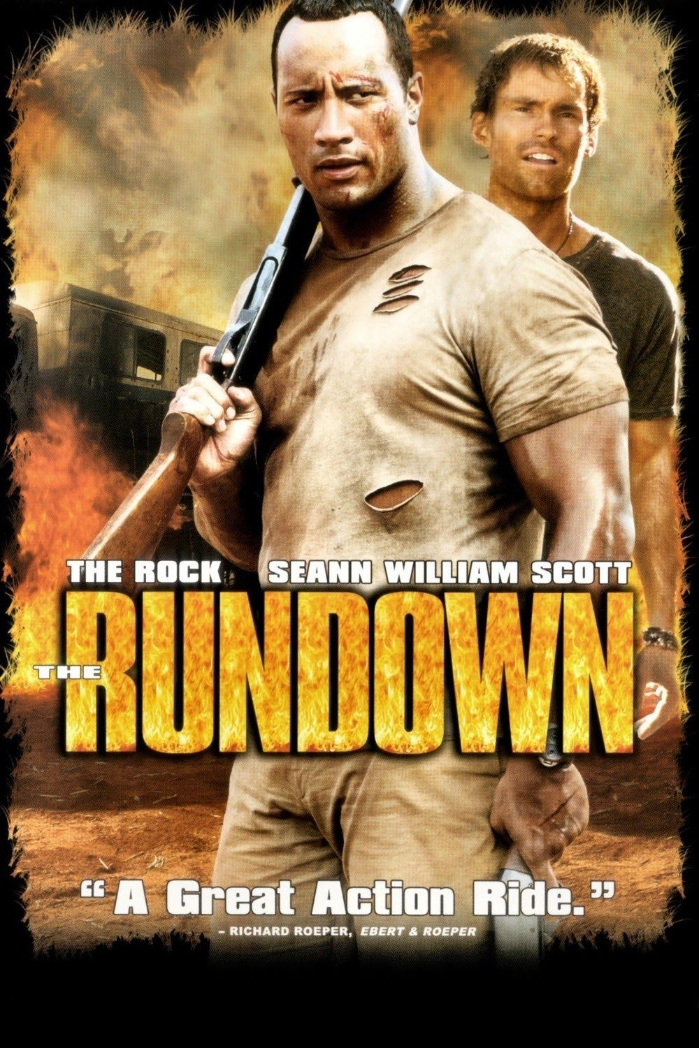The Rundown (2003) Full Movie Download In Hindi-English (Dual Audio) BluRay 480p [300MB] | 720p [800MB] | 1080p [3GB]