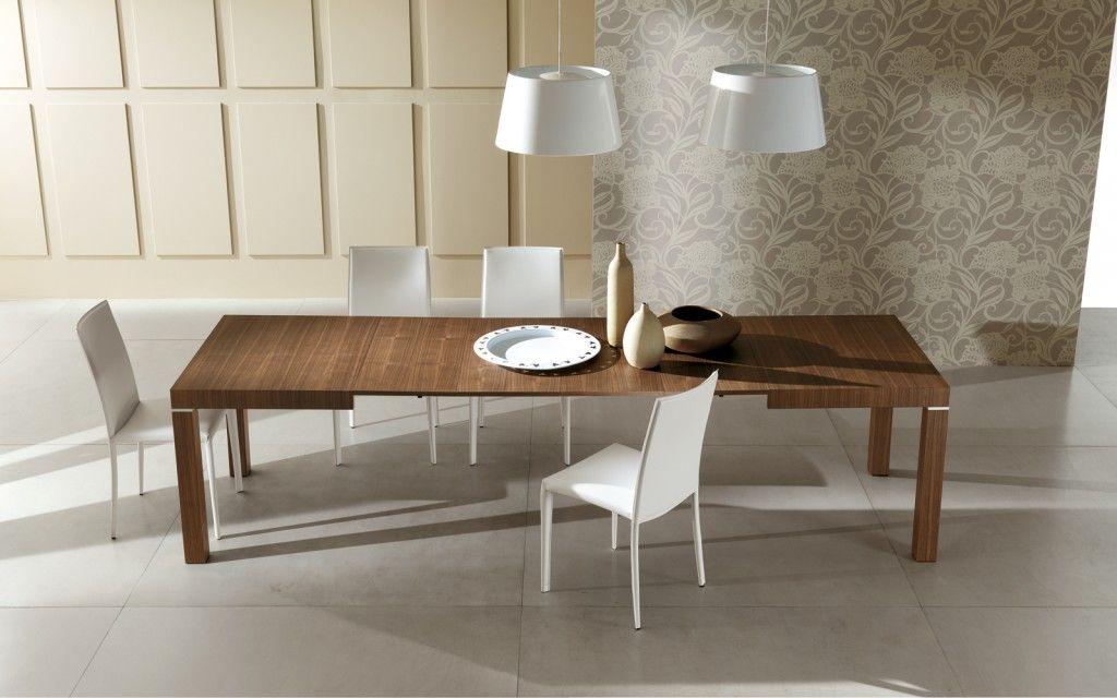 Tavolo Da Pranzo Allungabile E Sedie.Tavoli E Sedie Per Cucina O Soggiorno Tavolo Allungabile Tavolo