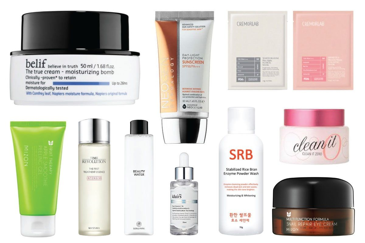 20 Popular Korean Beauty Skin Care Products To Try In 2017 Skin Care Routine Anti Aging Skin Care Aging Skin Care